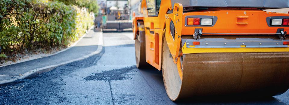 Ремонт дорог, асфальтирование и благоустройство территорий